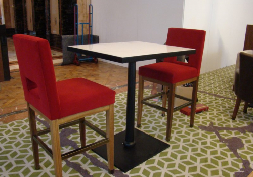 Commercial Pacific Furniture Design Upholstery