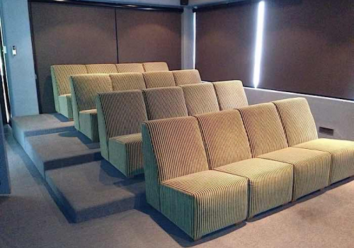 Theatre Pacific Furniture Design Upholstery