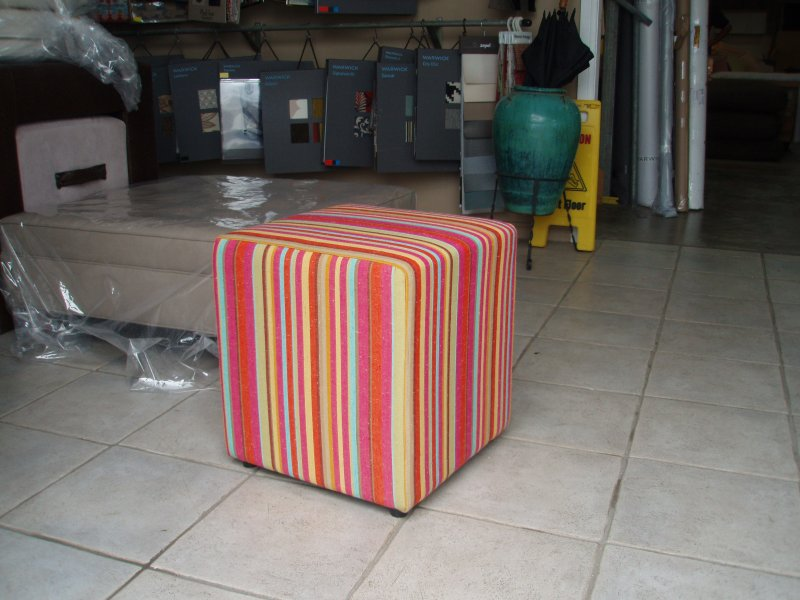 Ottomans Pacific Furniture Design Upholstery