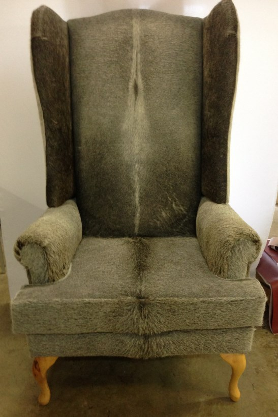 Pacific Furniture Design - Highback Wing Chair