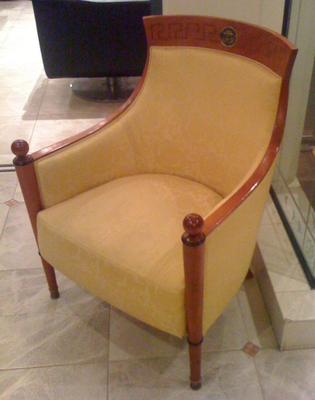 Pacific Furniture and Design - Versace Chair