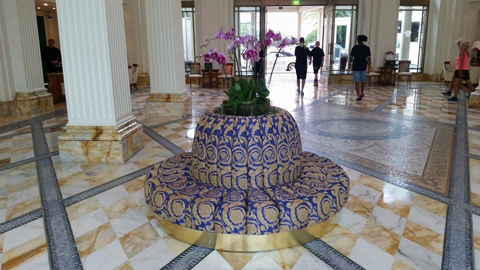Palazzo Versace Refurbishment First Stage Complete