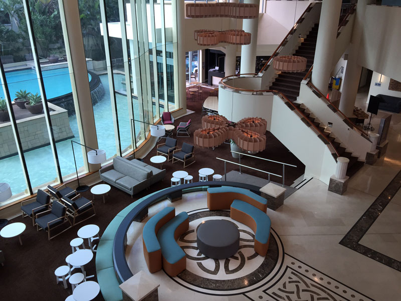 Mantra Legends Gold Coast Furniture Fitout