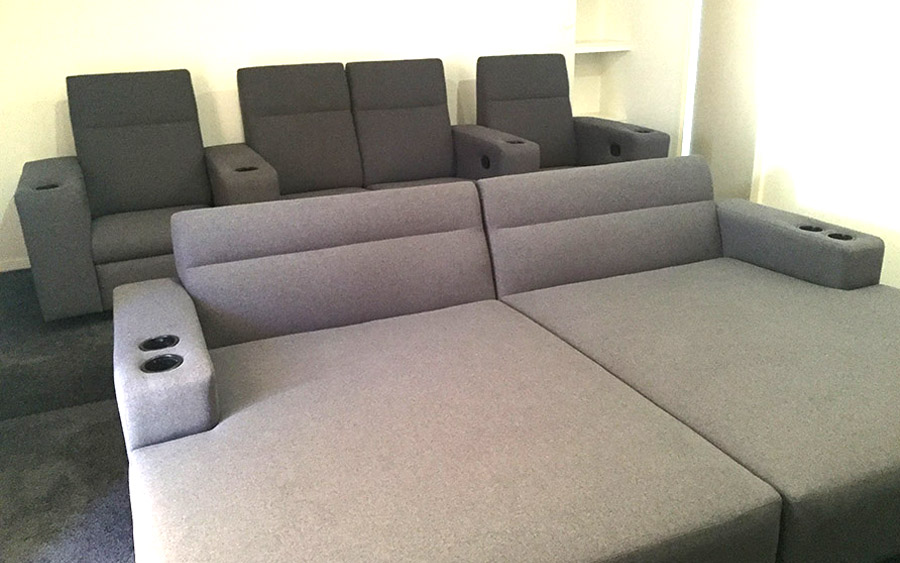 New Theatre Room Furniture