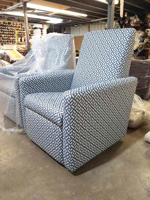 Urban Edge Design Recliners