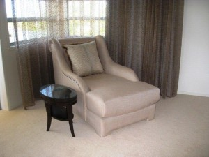 Pacific Furniture Design - Chaise Lounge