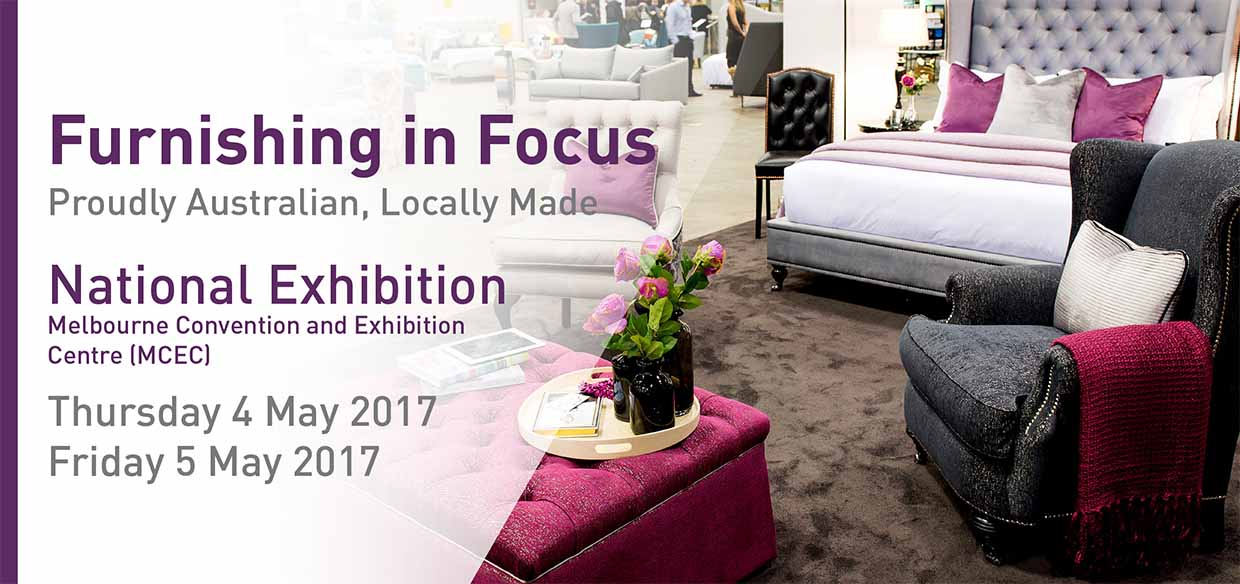 See us at the Furnishing in Focus Trade Show
